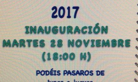 Mercadillo Solidario 2017
