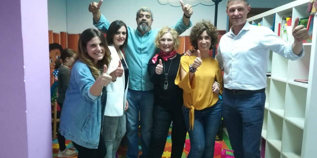 Gracias a la Fundación Solidaridad de Carrefour, nuestra asociación luce espectacular